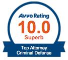 avvo top attorney criminal